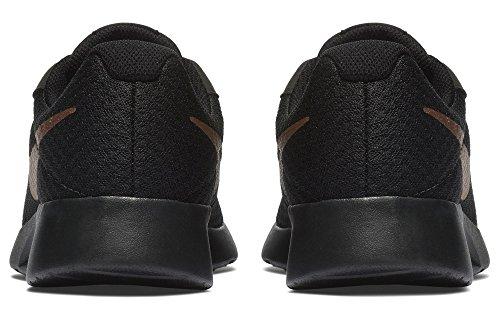 NIKE Women's Tanjun Running Shoe Black / Metallic Red Bronze sale official site QEzZz