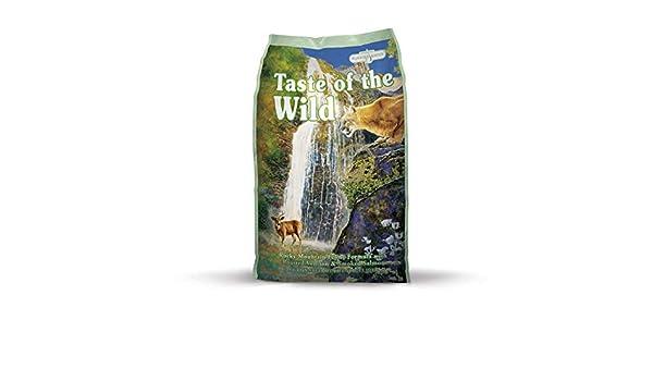 Taste of the Wild Feline Rocky Mountain Venado y Salmon - 7000 gr