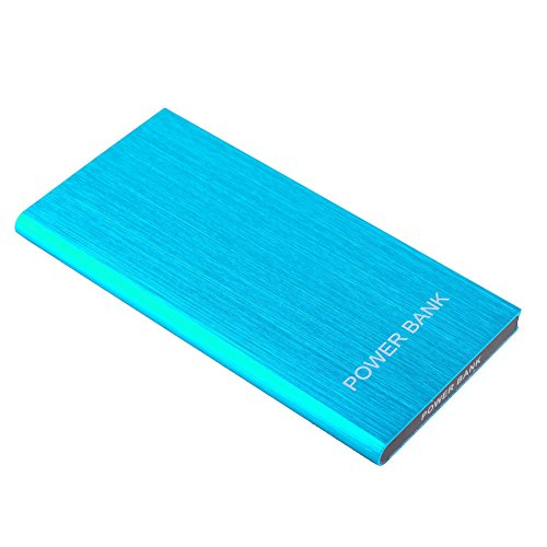[Blue] Ultrathin 20000mAh Portable External Battery Charger Power Bank for Cell Phone