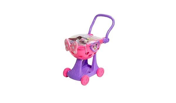 Just Play Carrito de la Compra de Minnie Mouse: Amazon.es: Juguetes y juegos