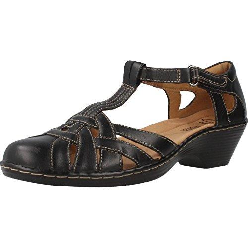 Clarks Wendy Loras 5.5 Black