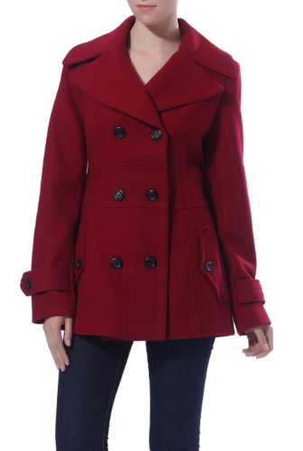 Double Breasted Walking Coat - 7