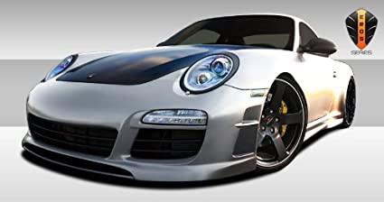 2009-2011 Porsche 997 C4 C4S Turbo Eros Version 2 Body Kit - 9 Piece