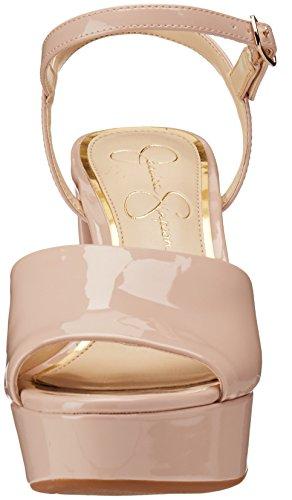 Kerrick Simpson Patent Sandal Jessica Nude Heeled WoMen Blush ET7EwqC
