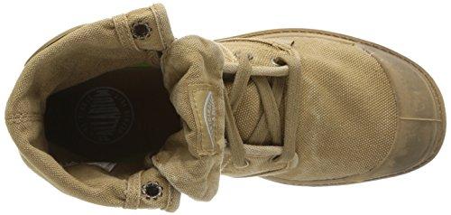 Palladium Herren Us Baggy W H Hohe Sneaker Braun - Braun (Woodlin / Honey Mustard)