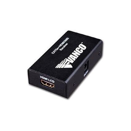 Vanco 280502 HDMI Extender Over Cat5e Cables