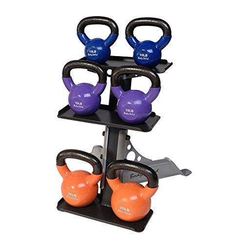 Body Solid Kettle Bell Rack