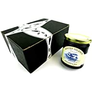 Maury Island Limited Harvest Marionberry Jam, 11 oz Jar in a BlackTie Box
