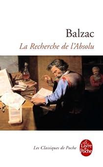 La Recherche de l'Absolu par Balzac