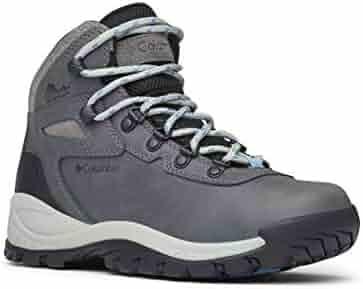 Columbia Women's Newton Ridge Plus Waterproof Hiking Boot, Breathable, High-Traction Grip