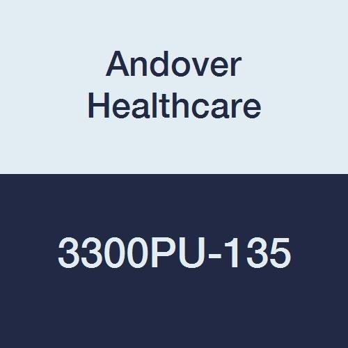 Andover Healthcare 3300PU-135 Coflex Non-Woven Cohesive Self-Adherent Wrap, 15' Length, 3'' Width, Purple, Latex Bulk (Pack of 135)