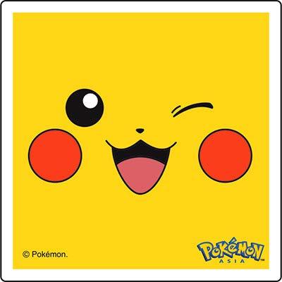 Pikachu Charizard Venusaur Pikachu Pack of 4 Myesha Toys Pokemon Style Character Magnetic Stickers
