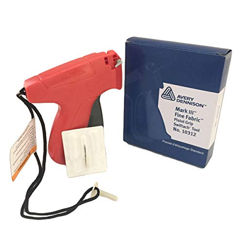 (Avery Dennison 10312 Mark III Fine Fabric Tagging Gun)