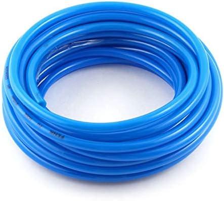 Fuel Line Nylon Tube 5//32 4mm ID Pneumatic Tubing Hose 1//4 OD Black 10 feet