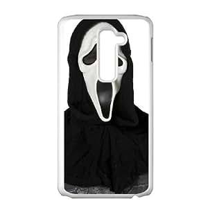 Scream LG G2 Cell Phone Case White Phone cover P569989