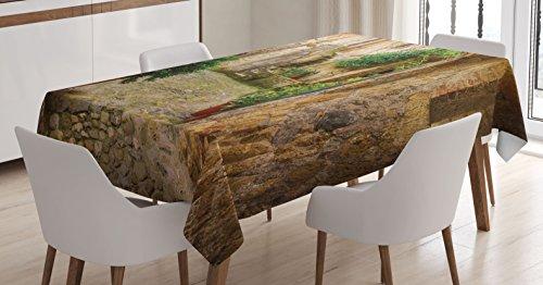 Tuscany Rectangular Table - 4