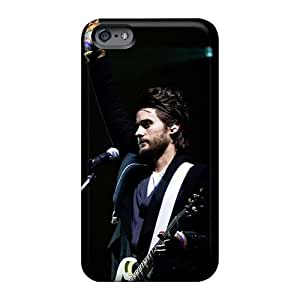 PhilHolmes Apple Iphone 6 Shock-Absorbing Cell-phone Hard Cover Support Personal Customs Beautiful Breaking Benjamin Skin [Znb1050QOvh]