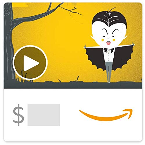 Amazon eGift Card - Halloween Scare (Animated)