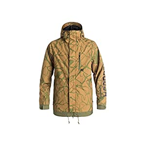 DC Men's Ripley 10k Water Proof Insulated Snowboard Jacket