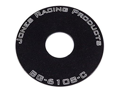 Dry Sump Drive Water Pump - Jones Racing Products BG-6108-C 3.50 Crank Pulley BeltGuide