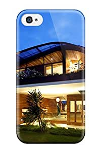 Benailey Fashion Protective Modern Houses Case Cover For Iphone 4/4s