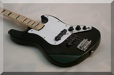 Miniatura Guitarra Fender Jazz Bass: Amazon.es: Instrumentos musicales