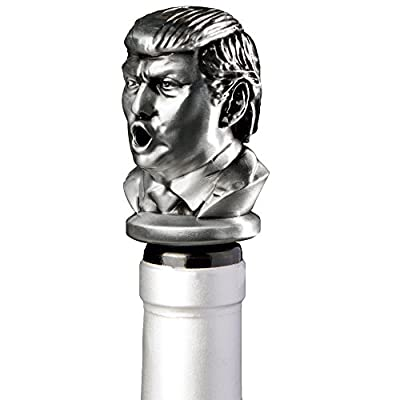 Stainless Steel Wine Aerator Pourer - Deluxe Decanter Spout for Robust Red and White Wine - Pour Amore Bottle Pourer/Stopper & Air Diffuser by Chris's Stuff
