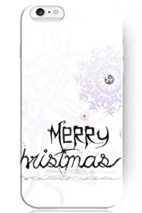 SPRAWL 2014 Christmas Hollyday Phone Case Skin Cover for Iphone 6 Plus 5.5 inch Merry Christmas