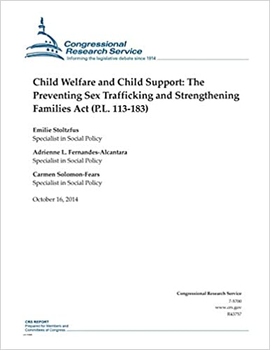 Child Welfare and Child Support: The Preventing Sex