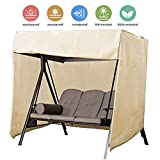 boyspringg Outdoor Swing Covers Patio Garden