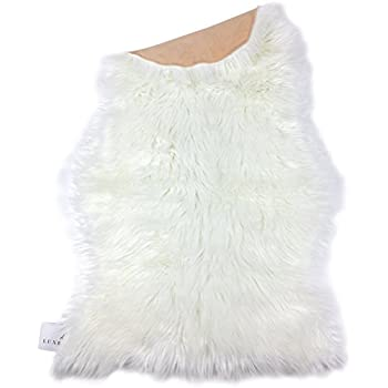 premium faux australian sheepskin rug by luxelife crueltyfree u0026 eco friendly decorative fur