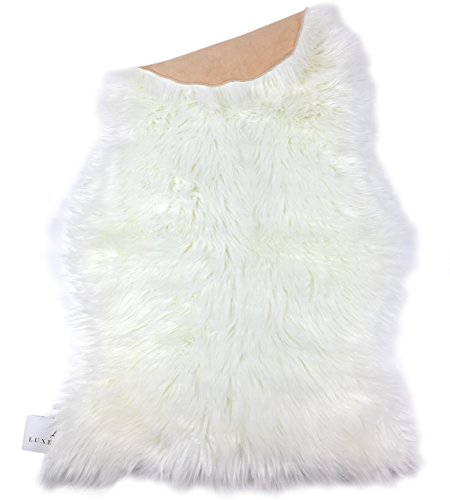 Premium Faux Australian Sheepskin LuxeLife product image