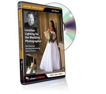 Location Lighting for the Wedding Photographer by Ken Sklute