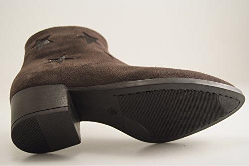Moss Mud Guyanne Peau Reqins Truffe Boots vO1HSnxxRq