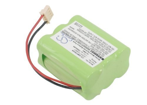 Battery2go Ni-MH BATTERY Pack Fits Dirt-Devil GPHC152M07, EVO M678, M678, Mint 4200 by Battery2go by Battery2go
