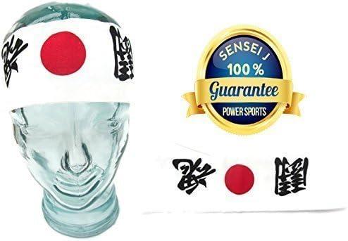Amazon.com: TAKASHI Kendo Tenugui Samurai Diadema 200 cm ...