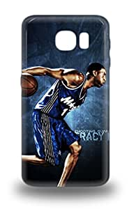 New Fashion 3D PC Case Cover For Galaxy S6 NBA Houston Rockets Tracy McGrady #1 ( Custom Picture iPhone 6, iPhone 6 PLUS, iPhone 5, iPhone 5S, iPhone 5C, iPhone 4, iPhone 4S,Galaxy S6,Galaxy S5,Galaxy S4,Galaxy S3,Note 3,iPad Mini-Mini 2,iPad Air )