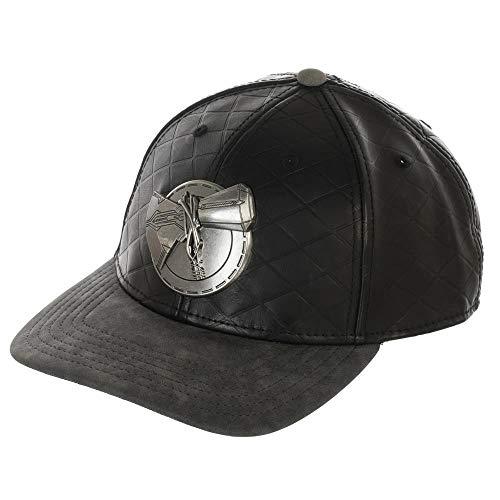 Adjustable Avengers Thor Hat Mens Marvel Avengers Hat (Thor Flat Bill Hats)
