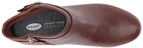 Women's Dr Brown Scholl's Boot Copper Double 1RwxwYqO5