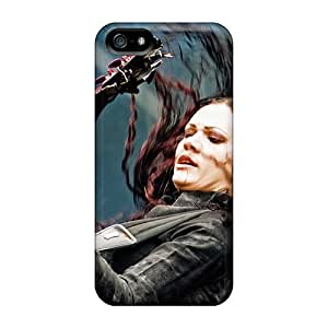 JohnPrimeauMaurice Iphone 5/5s Shock Absorption Hard Cell-phone Cases Provide Private Custom High-definition Coal Chamber Band Skin [TLW17772xxUv]