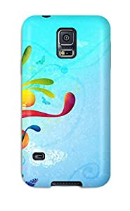 Everett L. Carrasquillo's Shop Best Case Cover, Fashionable Galaxy S5 Case - Abstract