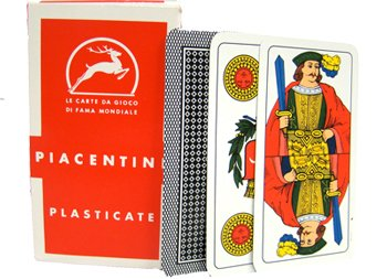 Brybelly Holdings Gmod 757 Deck Of Piacentine Italian Regional Playing Cards