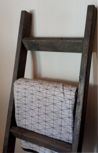 ladder quilt rack - 8