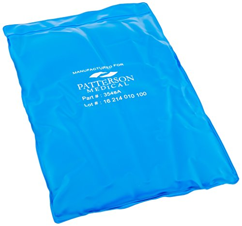 Performa Cold Pacs, Case of 12 Reusable Flexible Ice Pack...