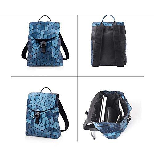 Isogea Flicker Cm Blu Donna E Per 35 Viaggio Borsa 30 Mano Capacità Uomo Powder Di Da colore Uomo Blue 12 Grande rZacTCrwq