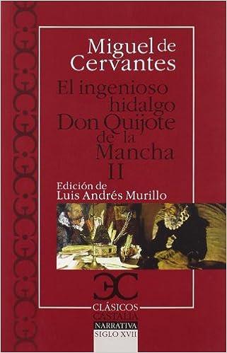 Don Quijote II (Spanish Edition)
