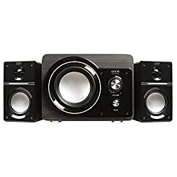 Arion Legacy Ac Powered Speakers With 5 Inch Subwoofer 50w Ash Gray (Ar306)