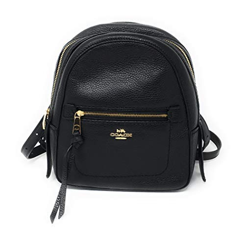 COACH ANDI BACKPACK BLACK ()