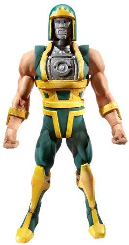 DC Universe Classic Cyclotron Figure