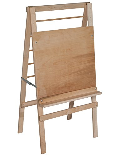 Wood Designs WD29200 Big Book Easel And Dowel Rack Big Book Rack